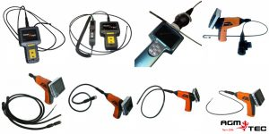 Caméra endoscope industriel