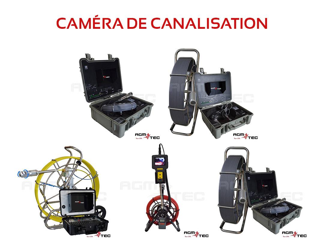 Pour votre camera canalisation