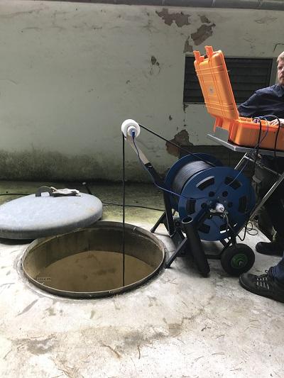 Caméra Inspection d'eau