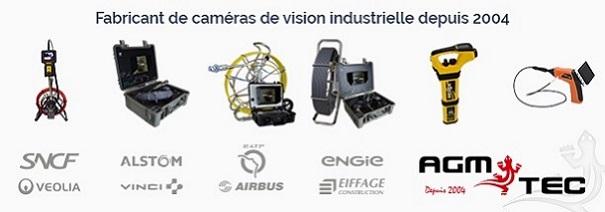 Caméra inspection et télévisée de canalisations