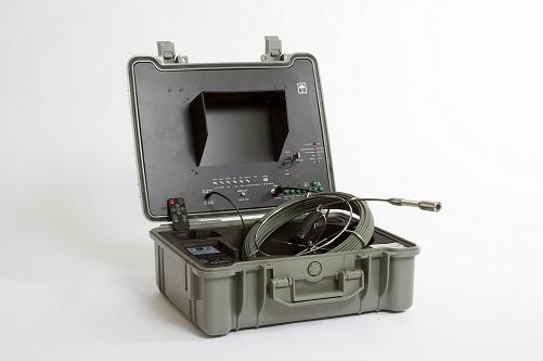 Caméra d'inspection de canalisations