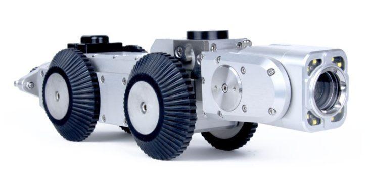 robot d'inspection vidéo de canalisations