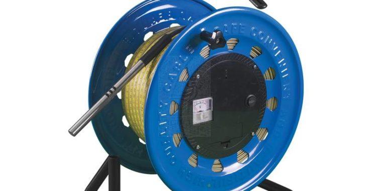 Sonde piézométrique lumineuse et sonore pour niveau d'eau