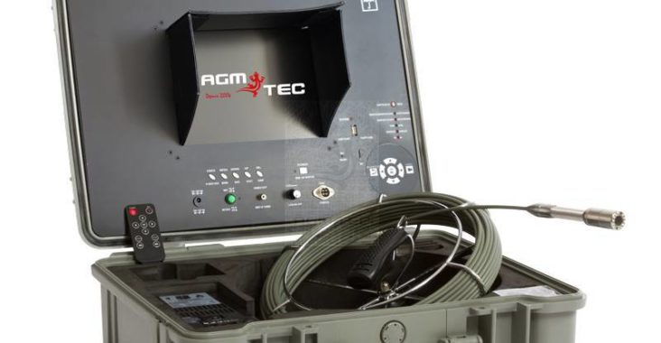 La Tubicam® R la caméra d'inspection professionnelle