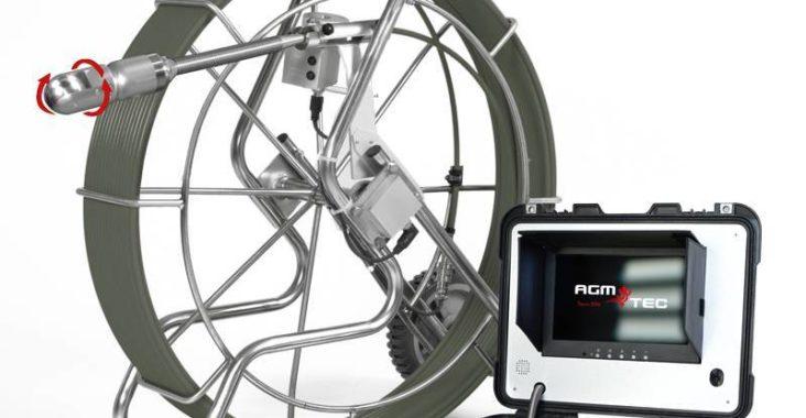 systeme vidéo inspection de canalisations