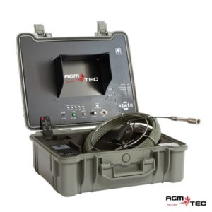 caméra inspection télévisée détectable